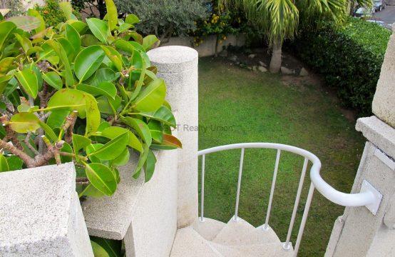 Duplex con jardín privado en Pedralbes