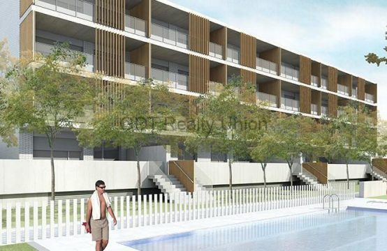 New housing development in Sitges