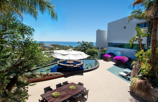 Exclusiva villa para los amantes del lujo en Sitges