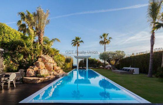Villa Lujo y Diseño en Vallpineda Sitges