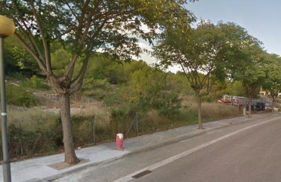 Terreno oportunidad en Sitges
