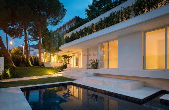 Villa mediterránea de alto standing