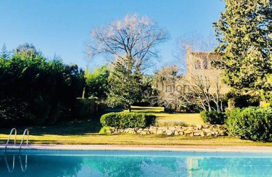 Bonita Casa con 2 hect de terreno en Montrás