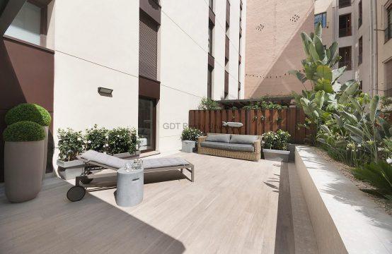 Precioso piso con terraza en Paseo Picasso