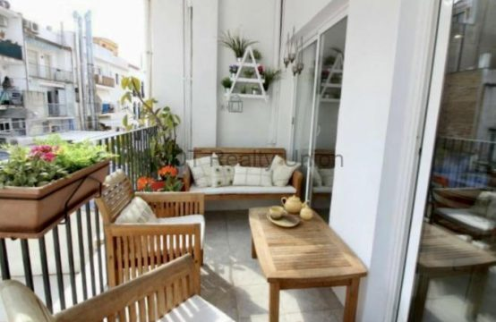 Bonito piso con Licencia Turistica centro Sitges